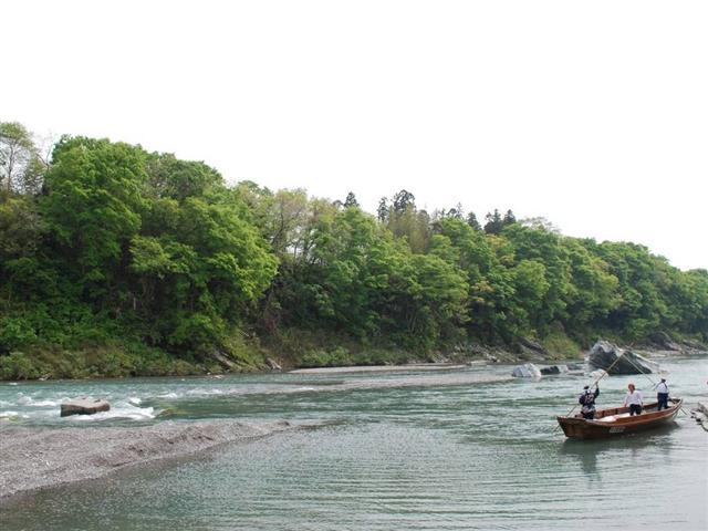 長瀞・川下り